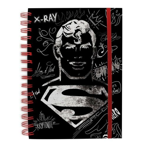 DC Comics Graphic Superman A5 Wiro Notebook Note Pad